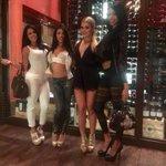 jandeman06: RT LilveronicaR: Dinner in #SouthBeach #MiamiBeach #Miami #Sobe with AbbyCrossXXX diamondkittyxxx & No… http://t.co/zstnJX2u0Q