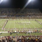 Plano Band and the Planoettes entertain the masses at the half. Plano leads 21-14 over John Tyler. http://t.co/KsfyNQnvxA