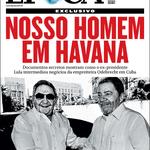 Documentos secretos mostram como Lula intermediou negócios da Odebrecht em Cuba http://t.co/81hPzi4FJt http://t.co/FRazqAcu3t