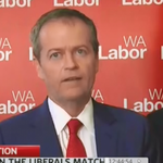 "Shorten goes harder on #borderforce today: ""Its like a uniformed version of the Prince Philip decision"" http://t.co/0JN0J0yYLl"