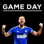 GAME DAY!  Town take on Brighton, a match that decides who will top the league at 5pm. Can #ITFC win?  RT/YES FAV/NO http://t.co/vhkpjFbyhn