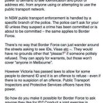 Disturbing — possible reason for #Melbourne as victim of #OperationFortitude Thanks Ted Baillieu!! #springst #auspol http://t.co/FMe4g9hLTE