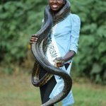 Miss Tourism #Uganda. Brave act! http://t.co/R0uInaHPUy