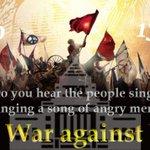 怒れる者の声が聞こえるか 2015年8月30日 きっと歴史に残る日にしてみせる。 人間の命と自由は何よりも優先されるべき。 武器を突きつけあって、脅しあって、殺しあう。 そんな日本には、世界にはさせない。 #30日決戦 #本当に止める http://t.co/BrwxdFwiRX