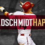 #GoldschmidtHappens! Oh man does it happen! http://t.co/5wdnjTLLN9