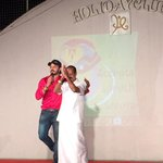 Thanks a lot for so much love ..thanks for making my dad feel so so good..thanks holiday club kochi. http://t.co/nGf5Jp1tkz