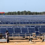 First phase of 900 MW solar power plant to be operational in Punjab as part of China-Pakistan Economic Corridor http://t.co/LkkDBkNM7Z