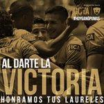 ¡RT si tu equipo ganó hoy, promedia más de dos goles por juego y es líder general! #HoyGanóPumas @PumasMX http://t.co/76Qex3tkvX