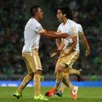 Emocionante triunfo de los Pumas en casa de Santos Laguna. #SoyDePumas http://t.co/WVPumCBcNx http://t.co/Fd2ygqP5k0