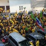 Kawan2 dari Sabah Sarawak di KLSCAH. #bersih4 http://t.co/0UO0xWBhzh