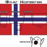 Флаг Норвегии.☺️ http://t.co/3IvAa0g3jM
