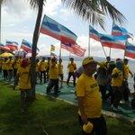hidup rakyat #Bersih4 #reformasi #kotakinabalu http://t.co/5o7ZAof6Qy