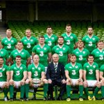Match day. Time to stand #ShouldertoShoulder with @Paul_OConnell and the team #IREvWAL http://t.co/spkFjGlrgi