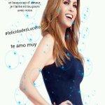 """@Luceromexico mi Amor que felicidad hoy tu cumple #felicidadesLucero  por ti mi Lucero http://t.co/yNo80NcgjN"""""""
