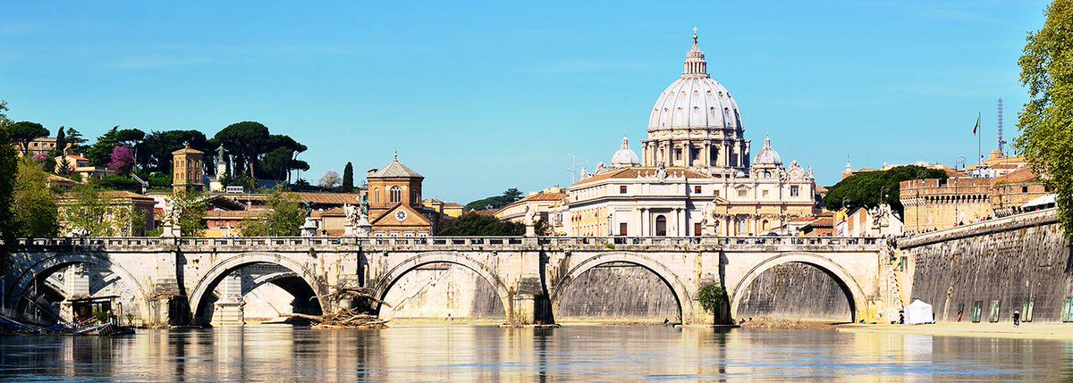 Fly to Rome with Ryanair for the palaces and piazzas to the perfect pizza.