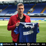 SQUAD NUMBERS: Recent addition, Piotr Malarczyk, will wear number 21 this season at Portman Road #itfc http://t.co/ewO5TZKQPx