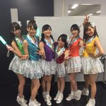 「Animelo Summer Live 2015 -THE GATE-」 2年ぶりのアニサマ出演でしたが、たくさんの声援ありがとうございました!6人にとって、最高の夏の思い出になりました!! #i_Ris #anisama http://t.co/VWJCIZJioj