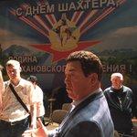 Наконец в Луганске! Без приключений,без связи.Кобзон с оркестром народных инструментов из Липецка:короткая репетиция. http://t.co/PVPn393eyy