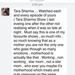I'm an optimist but sometimes wonder why I work so hard on our show..then amsg like this tells me y Thanku Shweta&ev1