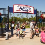 Celebrate the 1-year anniversary of League Parks reopening today from 10-5! Details: http://t.co/lHyFdjoENW http://t.co/1JopkNQ1ca