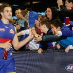 No victory is complete unless we can share it with our Pack. ???????????? #bemorebulldog http://t.co/P5Qsu2WYDU