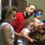 Yesterday @Bahrooz celebrated his sons first birthday, today he went back to jail http://t.co/4KMyGAzUTN