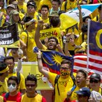 Protestors in Malaysia demand resignation of the prime minister over corruption allegations http://t.co/E1g9i1f5nt