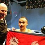 Another victory for Nepal. Nepal defeated China in boxing match, held in HONGKONG. Congrat Nepali boxer Suresh Gurung http://t.co/wa6KWNjMCP