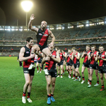 ... and thats a wrap. Well played, Chappy #CheersChappy #AFLDonsTigers http://t.co/fJtxApbfLZ