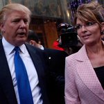 .@SarahPalinUSA interviews @realDonaldTrump — and little happens http://t.co/o3FhL6jRhQ via @teddyschleifer http://t.co/X5M1UavwdI