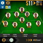 Starting line-up #KCExcel #DrivenToExcel #MTN8 http://t.co/OsHlEgLKTU
