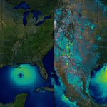 Ten years after Katrina: Weve made advances in our study of hurricanes. More: http://t.co/56Me8p8bwS #EarthRightNow http://t.co/KByvaQu0kz