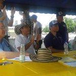 En Lorica, Córdoba. Ignacio Villa, alcaldía, y Carlos Gómez, gobernación, son candidatos de corazón grande @carlosdgg http://t.co/a1SbuDtmAB