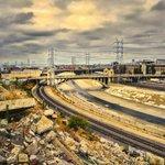 BRIDGE WITH CLOUDS (Rockpile) #mydayinla #photography #eastofwestla #streetphotography #LosAngeles #socalmoments #LA http://t.co/8LsPv3KDEG