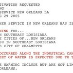 10 years ago...8:14 am CDT...a very troubling warning from @NWSNewOrleans #Katrina10 http://t.co/yslqZPu82w