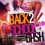 #THEKICKOFFF @BLISS NIGHTCLUB 2122 24th PL NE FRIDAY‼️ $10 Tics on sale http://t.co/bE7sJFXIOL Hit up @TheyWantAsh