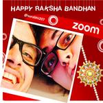 .@surabhi207 shares a funny picture with his sisters  #RakshaBandhan #PyaaraSaBandhan