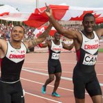 Due to faulty 3rd exchange in 4x100m relay, USA is DQd and Canada wins bronze http://t.co/YNTPh7QpC1 #Beijing2015 http://t.co/NCwKykM4oz