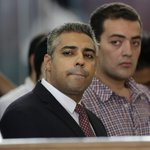 "Al Jazeera journalists sentenced to prison in ""dark day"" for press freedom in Egypt: http://t.co/80KxPdbqzy http://t.co/8zy8eFcfQG"