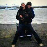 Shah Rukh Khan and Farah Khan turning on the heat in Iceland ???? http://t.co/pWvrpaBbQF