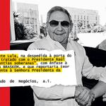 Documentos secretos mostram como ex-presidente Lula intermediou negócios da Odebrecht em Cuba. http://t.co/81hPzi4FJt http://t.co/lrKblLIStI