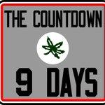 Finally down to single digits ! #GoBucks #BeatVaTech #BuckeyeFootball #Buckeyes http://t.co/AWnKNzLO3H