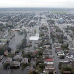 Remembering Hurricane Katrina—10 years later: http://t.co/y9Ilv3vGv6 http://t.co/WoDKiWWHmk