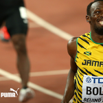 3 races, 3 Gold medals, 3x a legend. Today we are not just #ForeverFaster. We are #ForeverBolt. @usainbolt http://t.co/1nH4EkhGXD