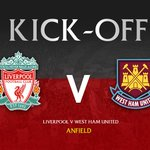 KICK OFF: Here we go, #LFC get us underway. Come on you Reds! http://t.co/r7JfiMqKu3
