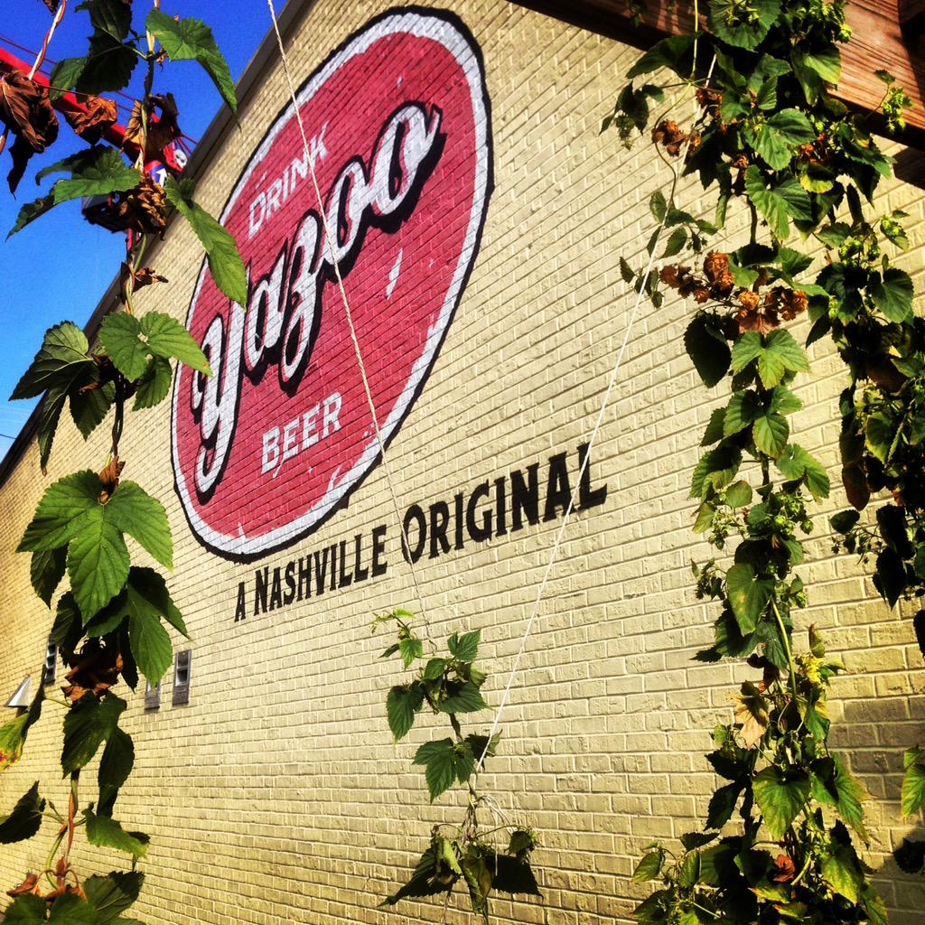 A Nashville Original on this beautiful Saturday. RT & tag an original in your life to win Yazoo Swag for you both. http://t.co/r6Qmy1qbob