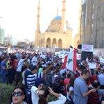 هيدا لبنان هيدا هوي الشعب القوي والبطل يللي ما بيركع. http://t.co/gZIYCkIHY4
