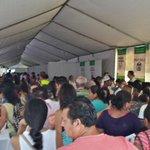 @ssasinaloa  y el Seguro Popular ya Listos Para Atenderlos en la 26va Feria de Servicios de Gobierno en Mazatlan. http://t.co/G9Rvx6EQcQ