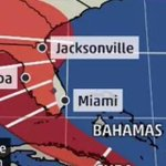 Hurricane Erika gave Miami the biggest curve in 2015 http://t.co/lT1le7Kxej