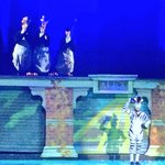 #MadLiveDXB were #dancing in the seats watching #Madagascar! @LiveNationME #dreamworks #dubai http://t.co/Dk2lDu96fF